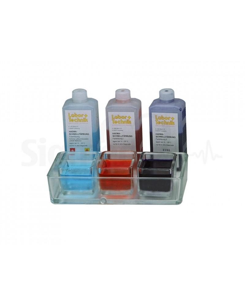 Zestaw barwników Haemacolor