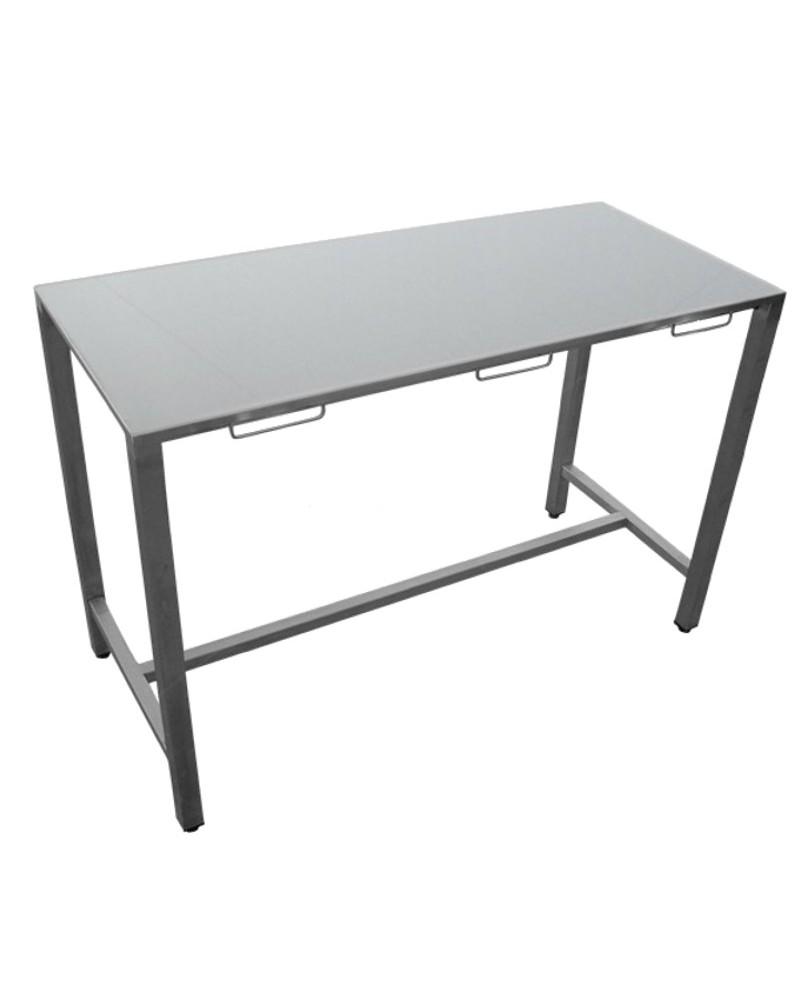 Standardowy stół zabiegowy o wymiarach ok. 1180x560mm