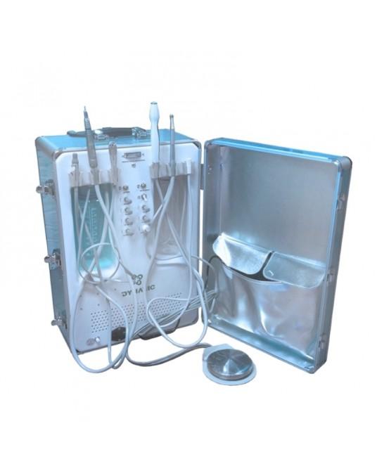 Mobilny unit stomatologiczny