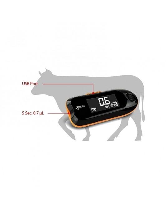 Paskowy analizator ciał ketonowych - Sklep weterynaryjny / medyczny - Sigmed