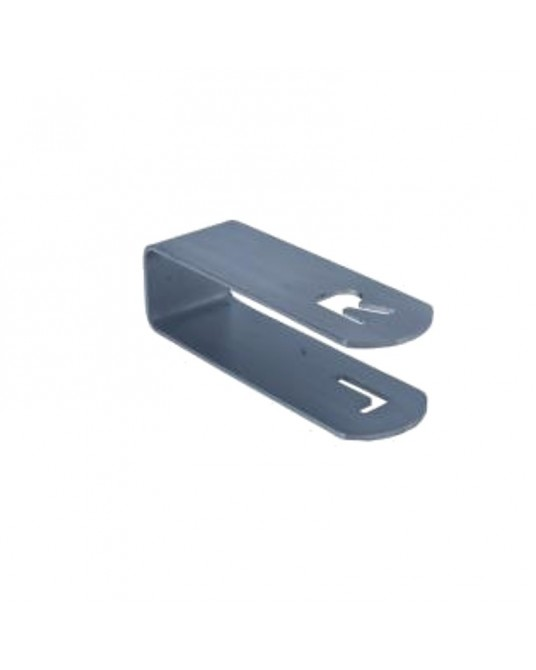 Literki nasuwane na kasetę z metalu