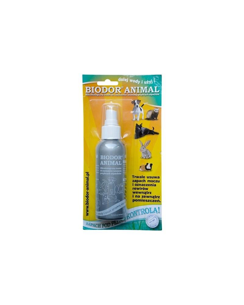 BIODOR® ANIMAL Środek czyszczący i usuwający przykre zapachy