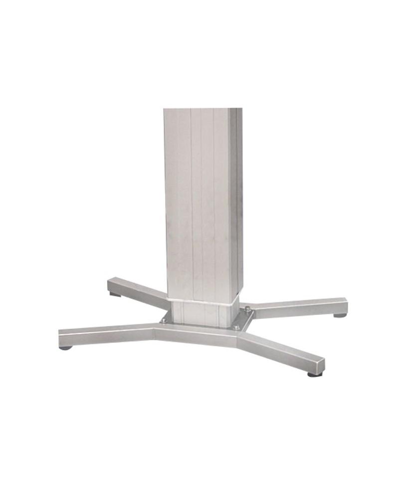 Podwójne V- podłoże dla stołu