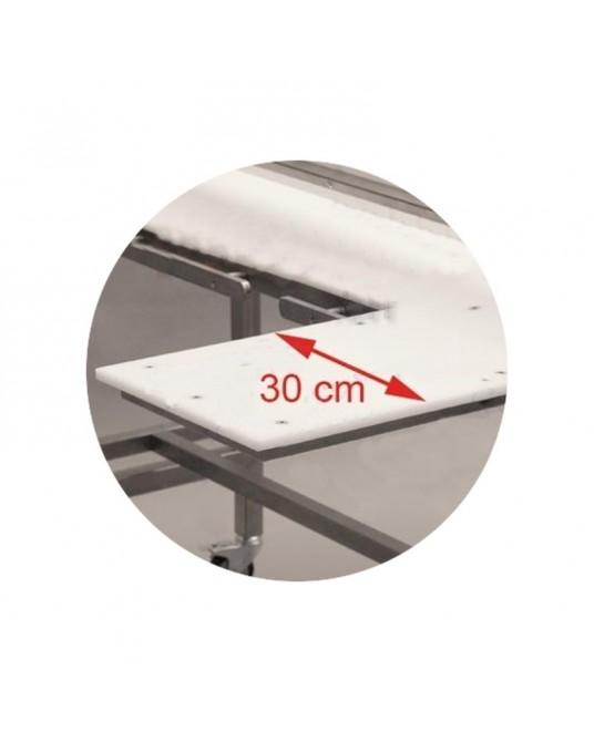 Dodatkowa płyta boczna do spec. stołów operacyjnych - Sklep medyczny / weterynaryjny - Sigmed