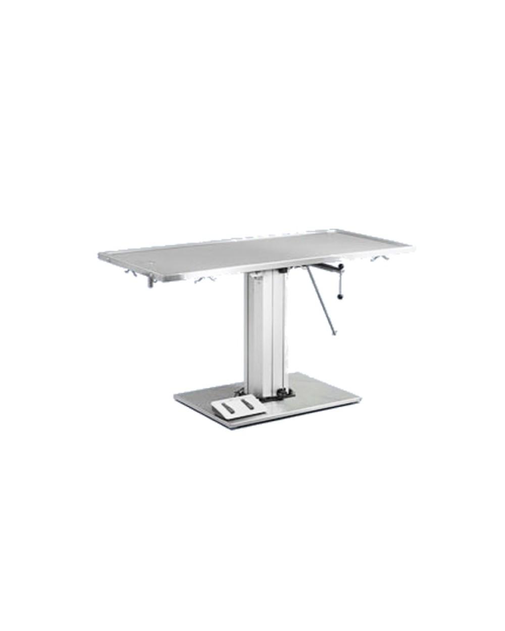 """Stół operacyjno-zabiegowy """"Rapid"""", 130 x 50 cm - Sklep medyczny / weterynaryjny - Sigmed"""