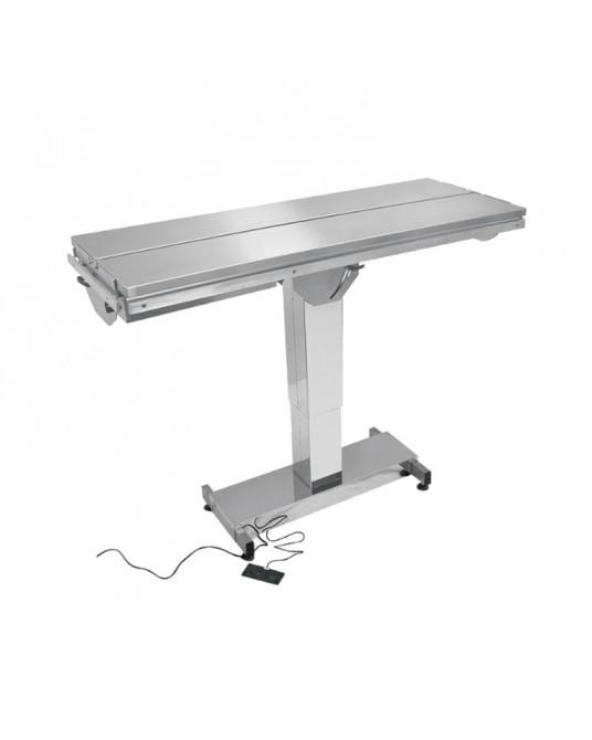 Stół operacyjny z V-blatem, elektryczny - Sklep medyczny / weterynaryjny - Sigmed