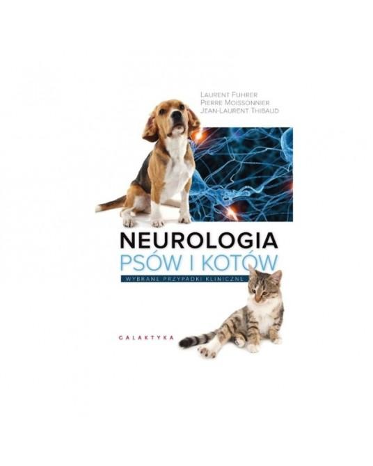 Neurologia psów i kotów. Wybrane przypadki kliniczne - Sklep medyczny / weterynaryjny - Sigmed