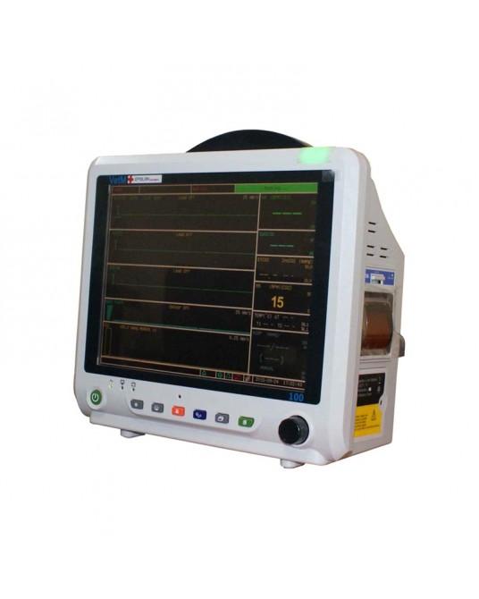 Weterynaryjny monitor pacjenta model VetM 100K z kapnografem i drukarką