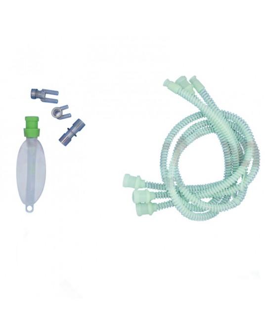 System węży dla małych zwierząt z silikonu - Sklep medyczny / weterynaryjny - Sigmed