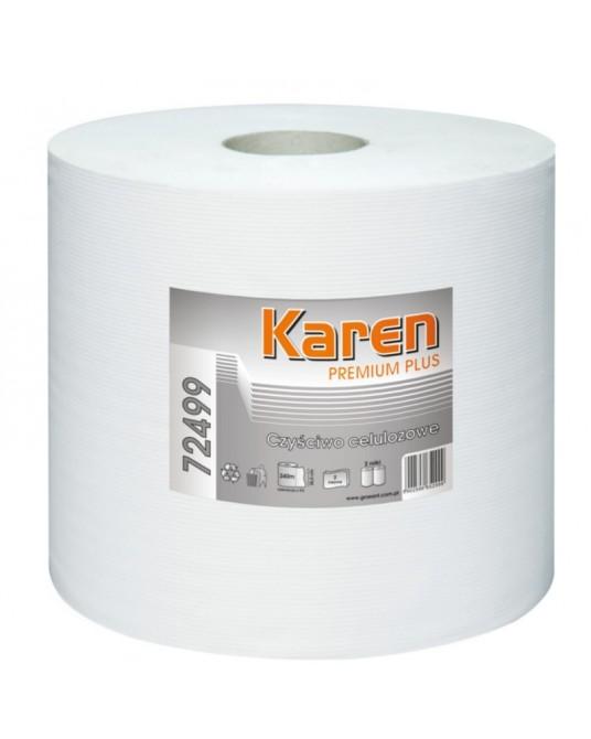 Czyściwo celulozowe - Karen Premium Plus - Sklep medyczny / weterynaryjny - Sigmed