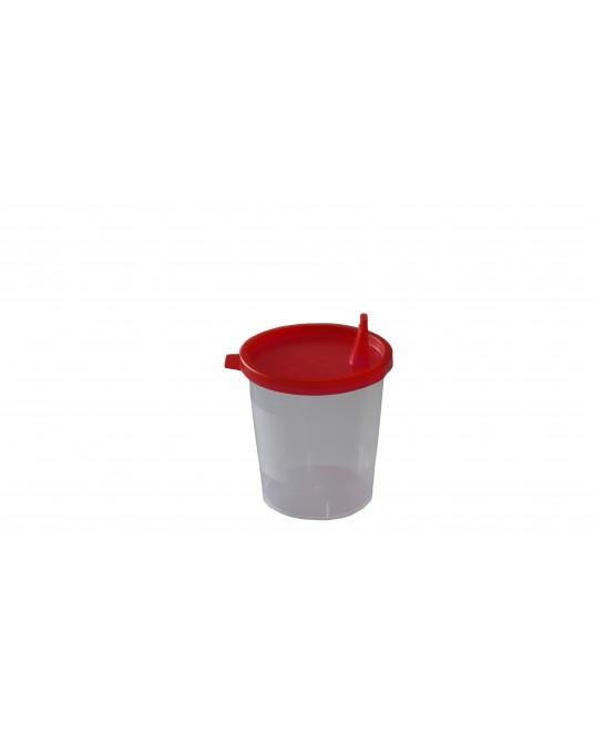 Kubeczek na mocz 125 ml, 100 szt.