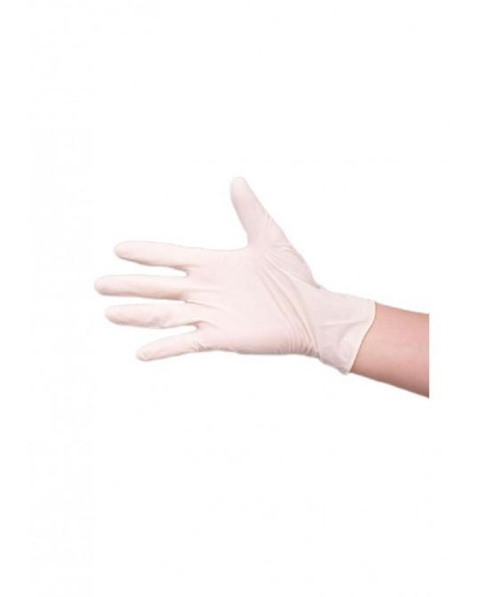 Rękawice lateksowe