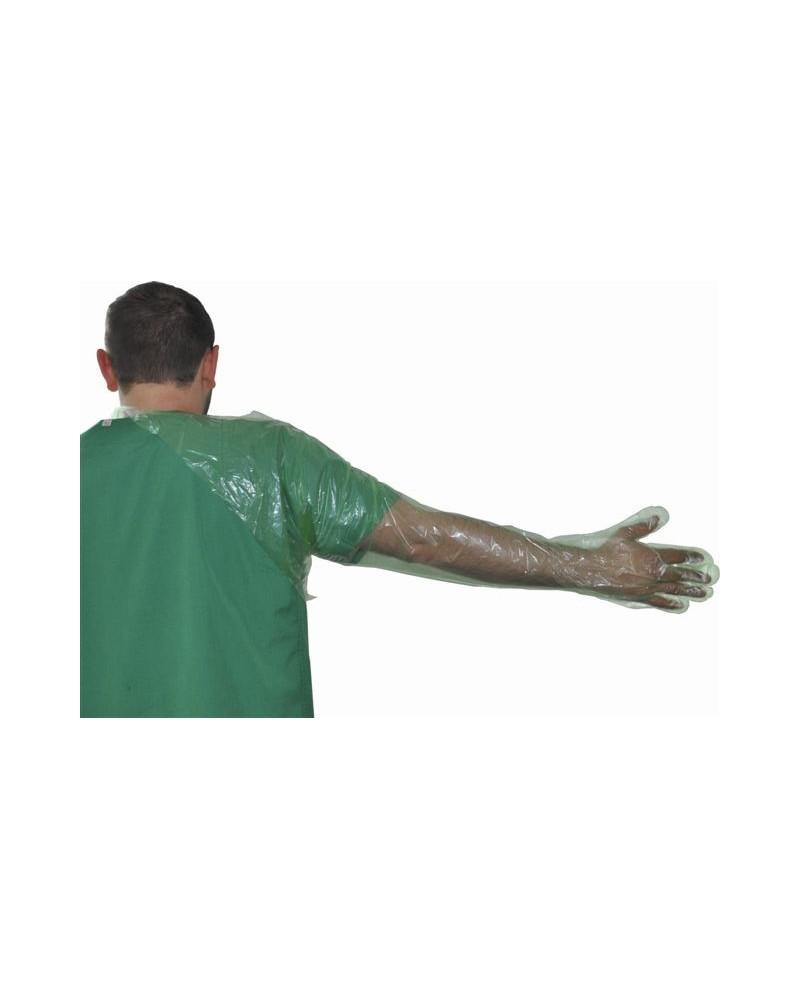 c017ce9828e6ef Rękawice rektalne 90cm zakładane przez głowę, 50 szt. - Sklep medyczny /  weterynaryjny