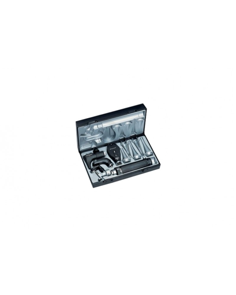 Zestaw otoskop + oftalmoskop Vet Delux Riester