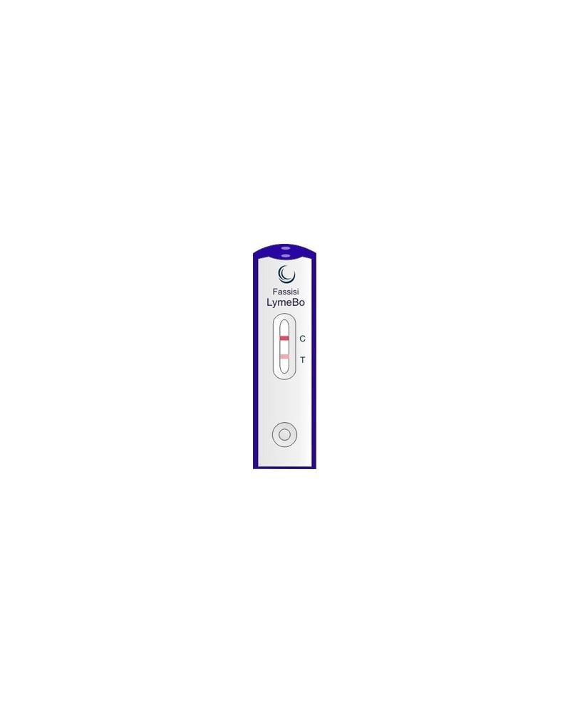 LymeBo-test na obecność przeciwciał przeciw krętkom Borellia, 5 szt