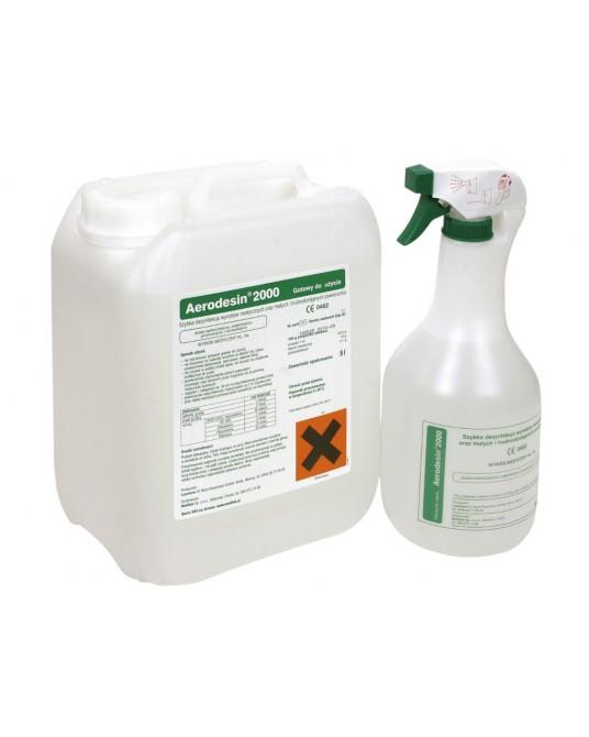 Prepatat do szybkiej dezynfekcji powierzchni i wyrobów medycznych - Sklep medyczny / weterynaryjny - Sigmed