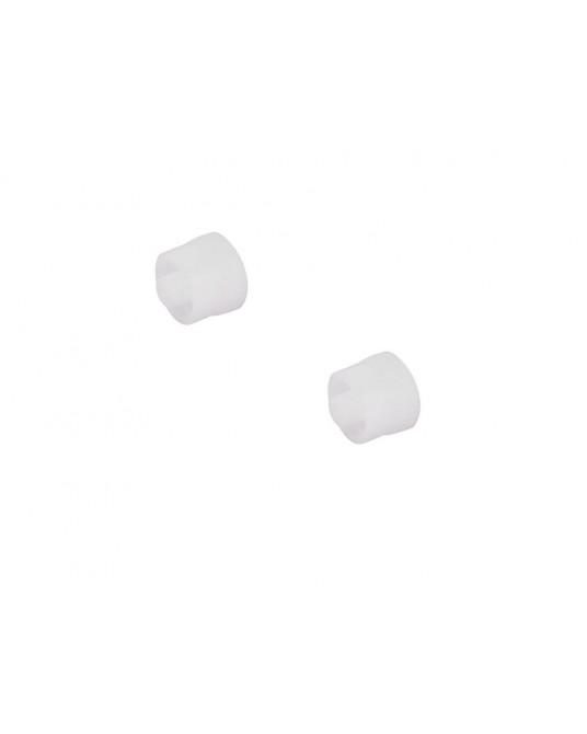 Korek do wenflonów Combi, biały, 100 sztuk