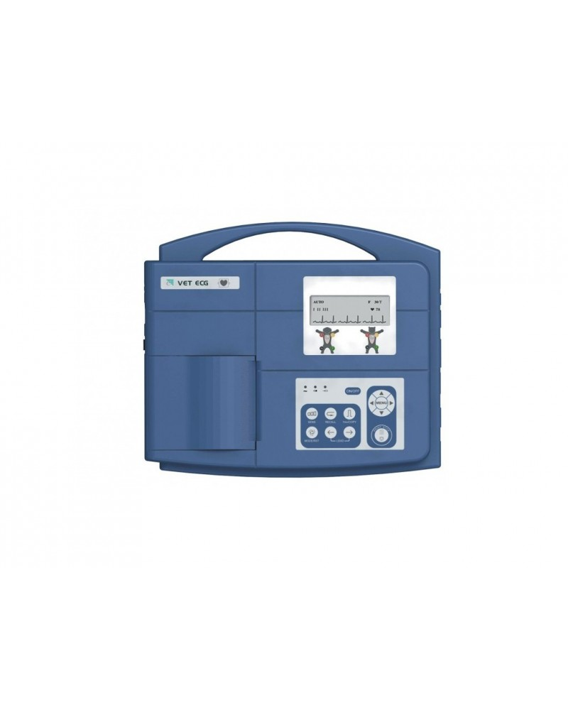 3 kanałowy elektrokardiograf EKG VE-300