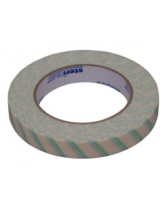 Taśma indykatorowa do autoklawowania, rolka 19 mm x 50 m - Sklep medyczny / weterynaryjny - Sigmed