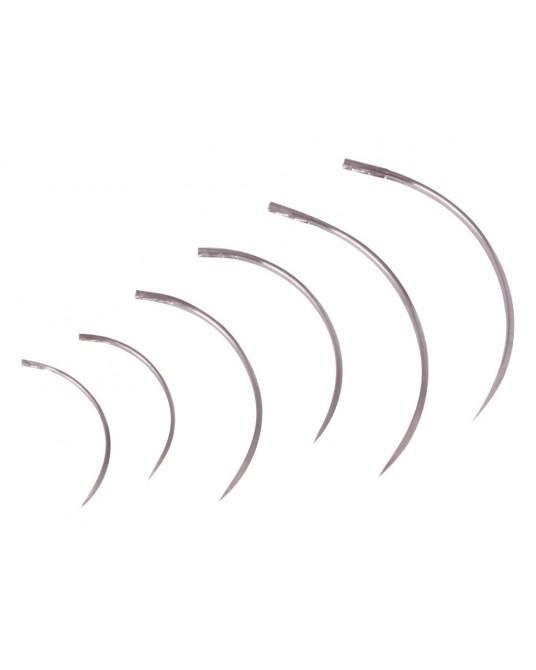Zestaw igieł okrągłych ½ koła w rozmiarach 35/30/20 mm - Sklep medyczny / weterynaryjny - Sigmed