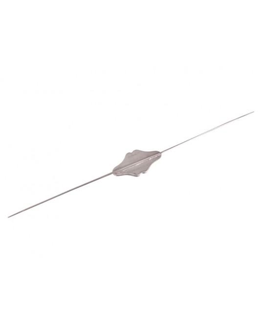 Sonda okulistyczna Bowman'a, model 0/00, sztywna, obustronna