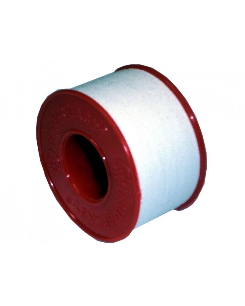 Przylepiec tkaninowy, Rudaplasto