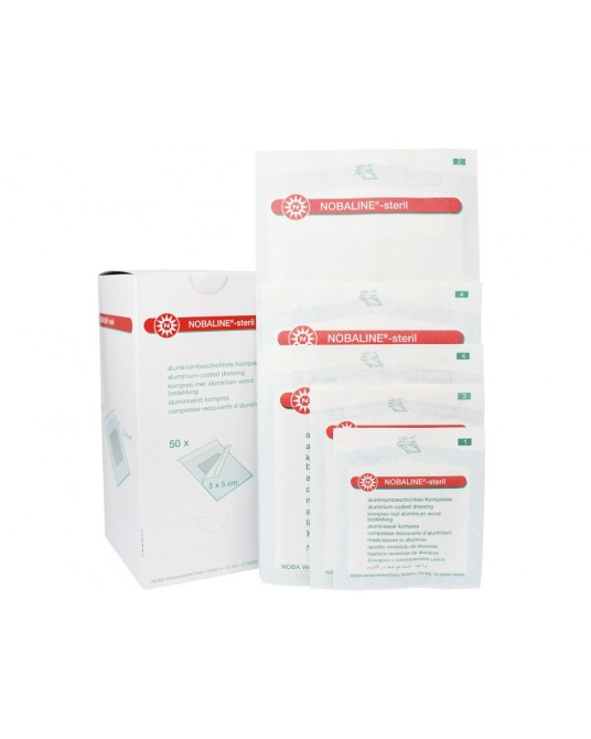 Optrunek na rany podatne na wysychanie NOBALINE - Sklep medyczny / weterynaryjny - Sigmed