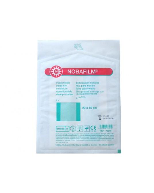 Folia chirurgiczna samoprzylepna Nobafilm, 30 x 16 cm, 20 szt.