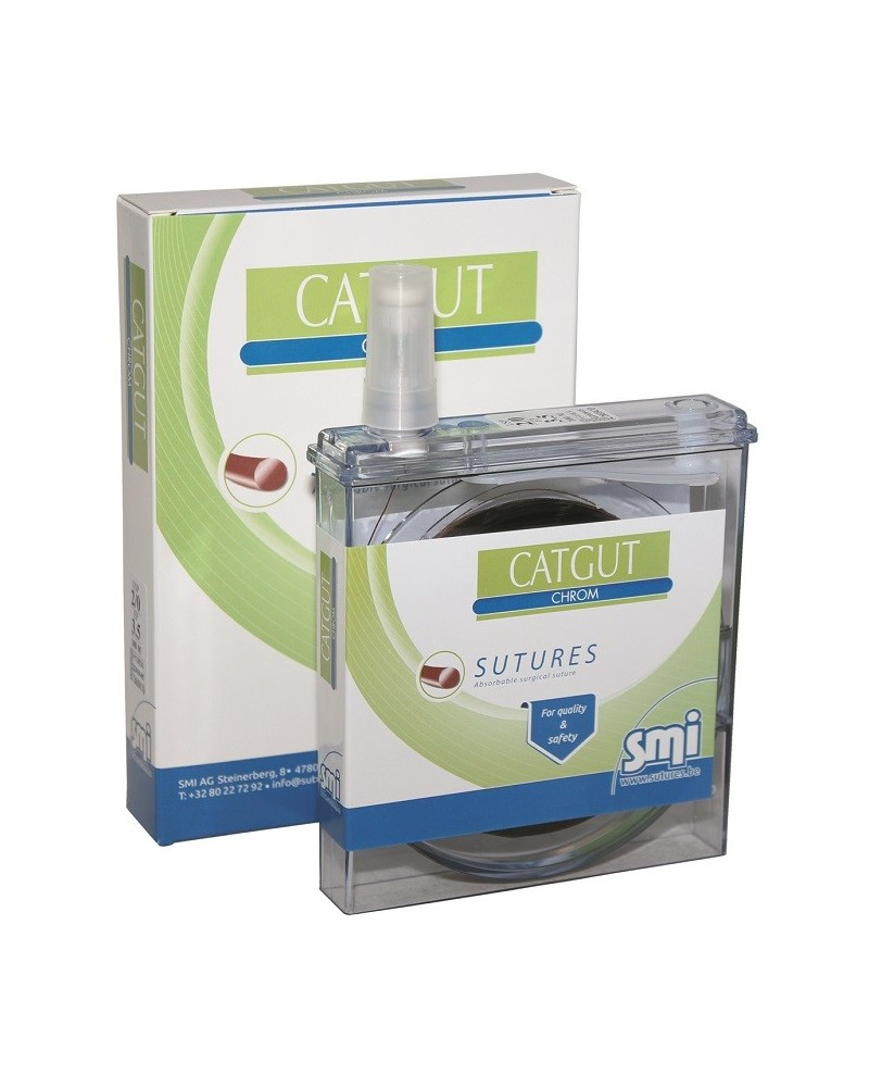 Catgut chromowany - Sklep medyczny / weterynaryjny - Sigmed