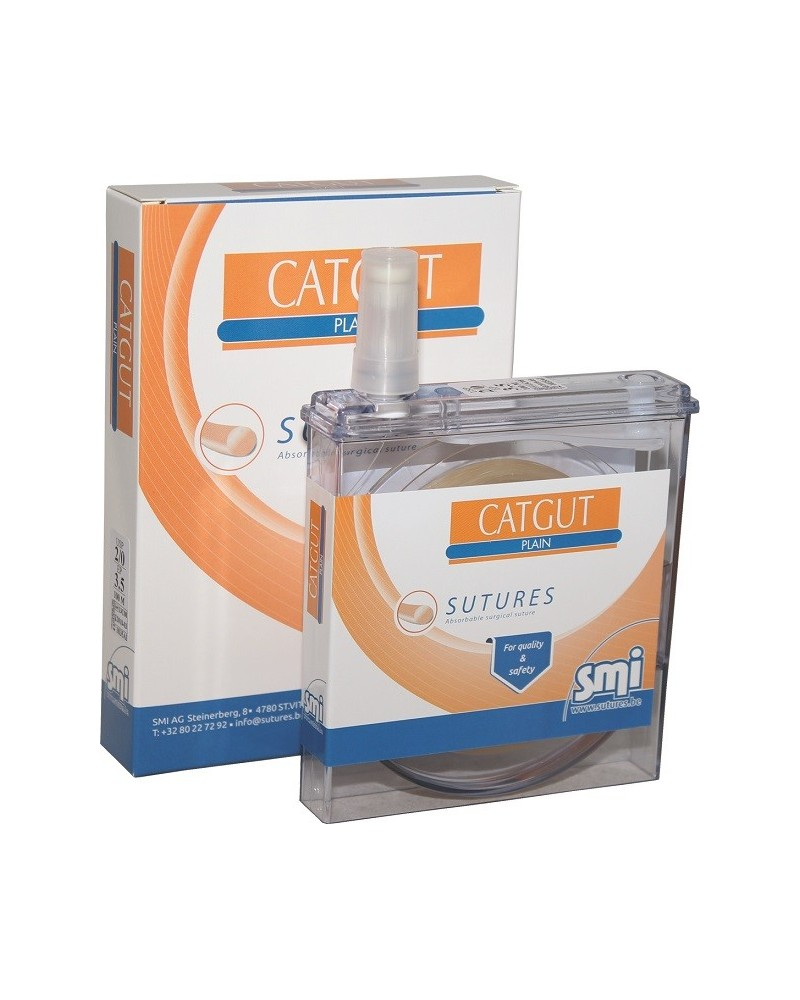 Catgut Plain - Sklep medyczny / weterynaryjny - Sigmed