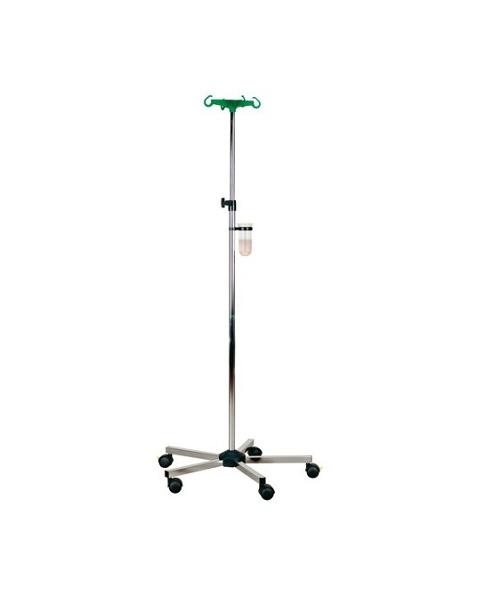 Stojak infuzyjny na kółkach - Sklep medyczny / weterynaryjny Sigmed