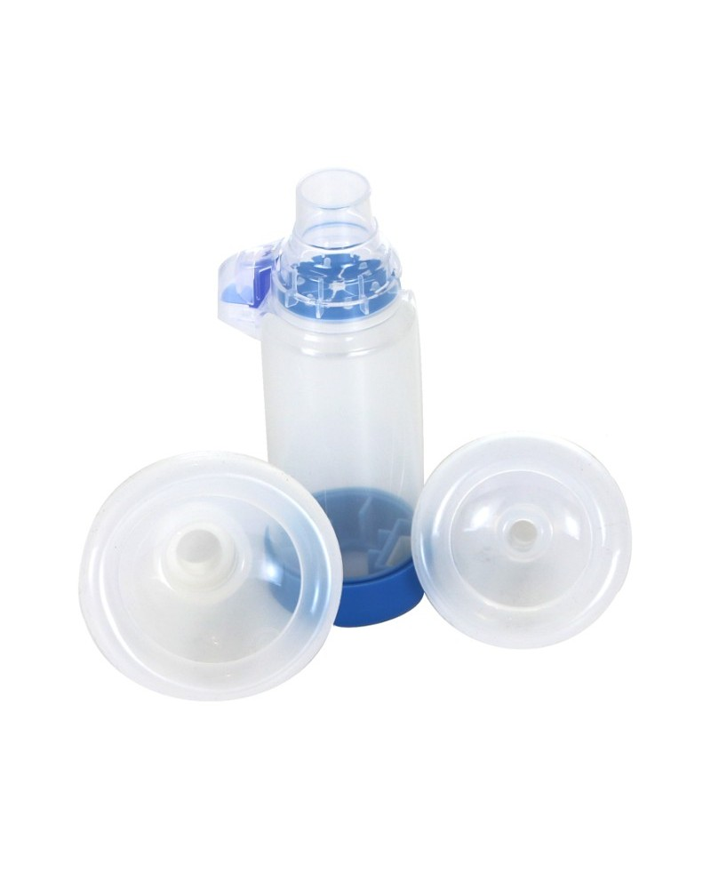 Inhalator do podawania leków wziewnych zwierzętom