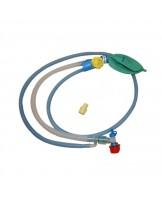 Rura do anestezji z zastawką nadmiarową typu T - Sklep medyczny / weterynaryjny - Sigmed