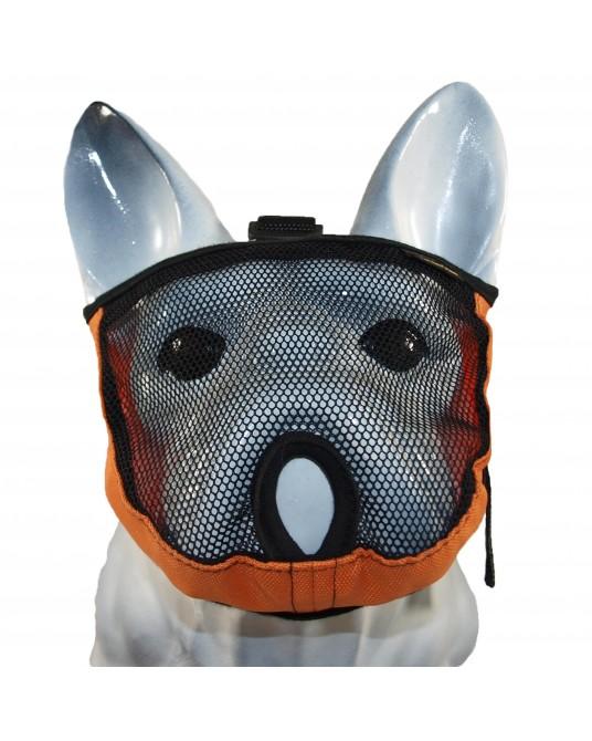 Kagańce dla psów płaskopyskich
