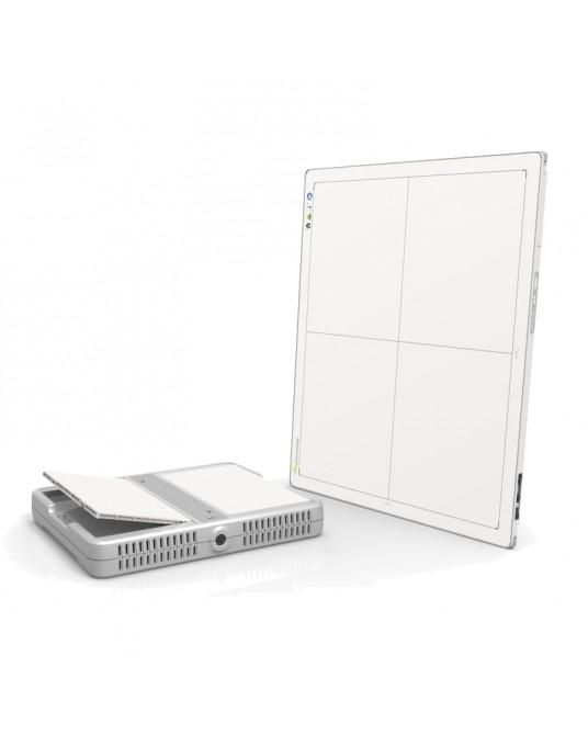 Bezprzewodowy detektor X-DR L WIFI (35x43 cm)