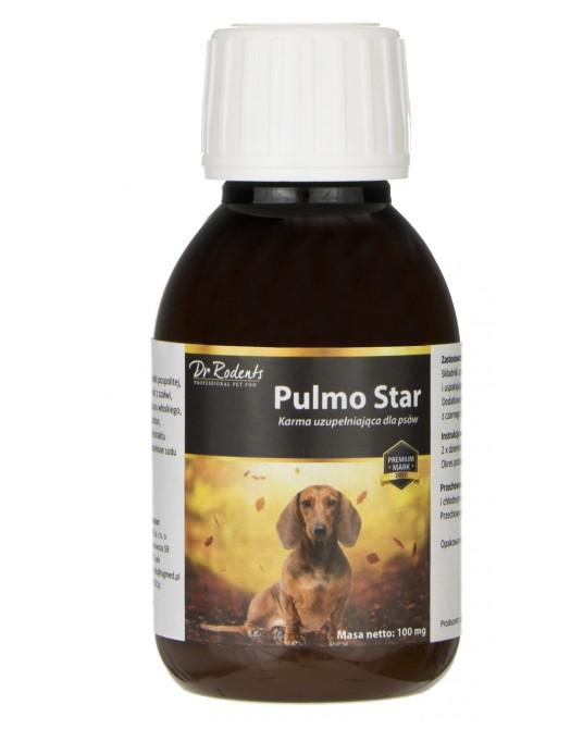 Syrop na kaszel dla psów Pulmo Star