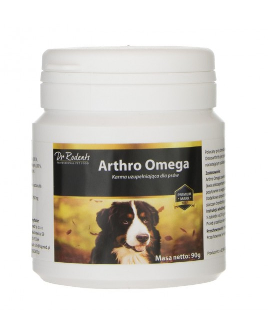 Karma uzupełniająca przy chorobie zwyrodnieniowej stawów Arthro Omega