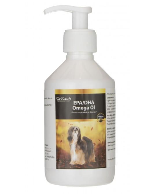 Karma uzupełniająca dla psów EPA/DHA Omega Oil