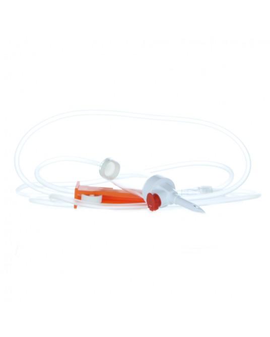 Zestaw infuzyjny z końcówką Luer Lock i filtrem