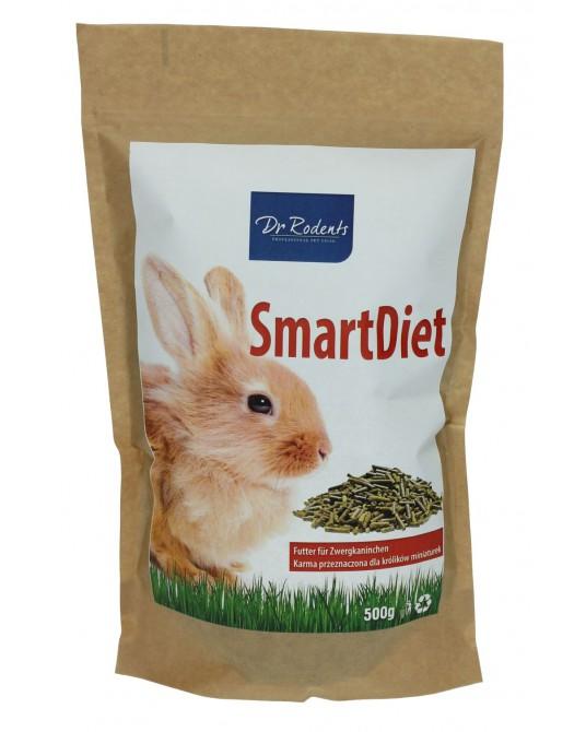 Karma podstawowa SmartDiet dla królików miniaturek