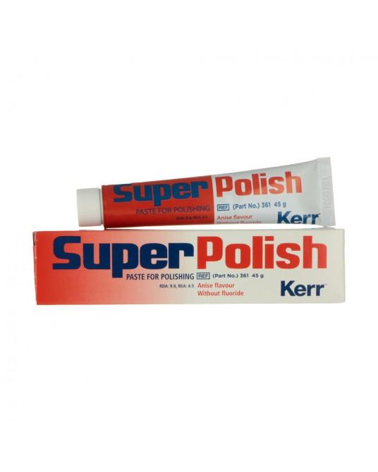 Pasta do polerowania dla zwierząt SuperPolish 45 g