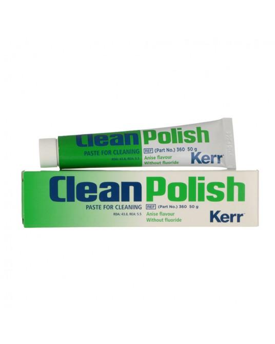 Pasta do czyszczenia zębów CleanPolish 45 g