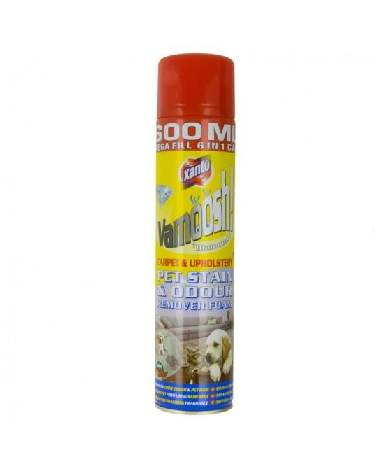 Xanto pianka do czyszczenia zabrudzeń po zwierzętach 600 ml