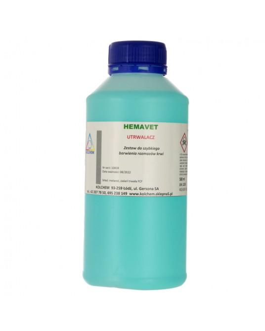 Utrwalacz do barwników hematologicznych HemaVet 500 ml