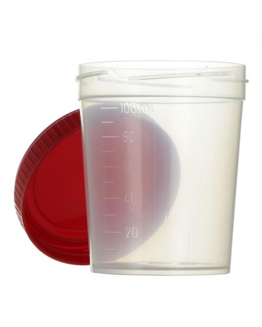Kubeczek na mocz 125 ml, 100 szt. - Sklep medyczny / weterynaryjny - Sigmed
