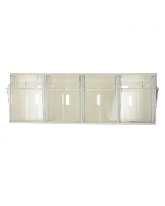 Pojemnik na igły i strzykawki, 3, 4, 5 przegródki - Sklep medyczny / weterynaryjny - Sigmed