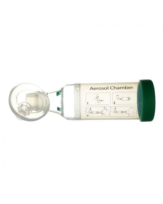 Inhalator dla kotów i psów do podawania leków wziewnych
