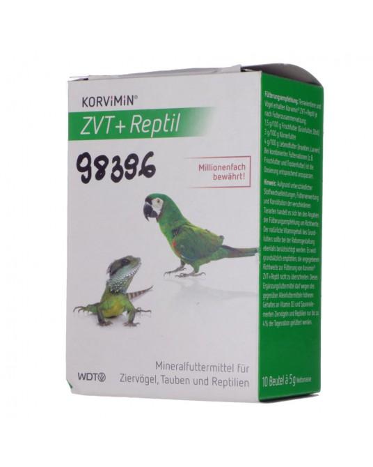 Mieszanka uzupełniająca dla ptaków, gadów oraz gołębi Korvimin ZVT+ Reptil