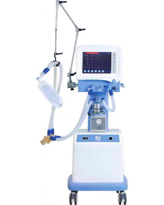 Wielofunkcyjny respirator dla oddziałów intensywnej terapii