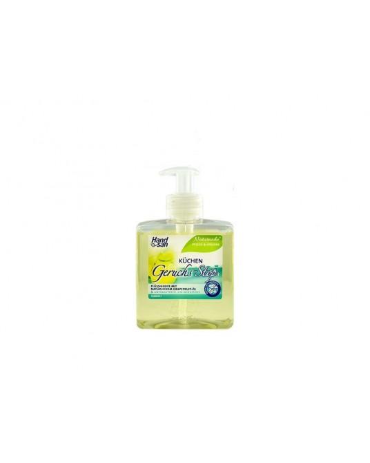 Mydło antybakteryjne HANDSAN neutralizujące zapachy (poj. 300 ml)
